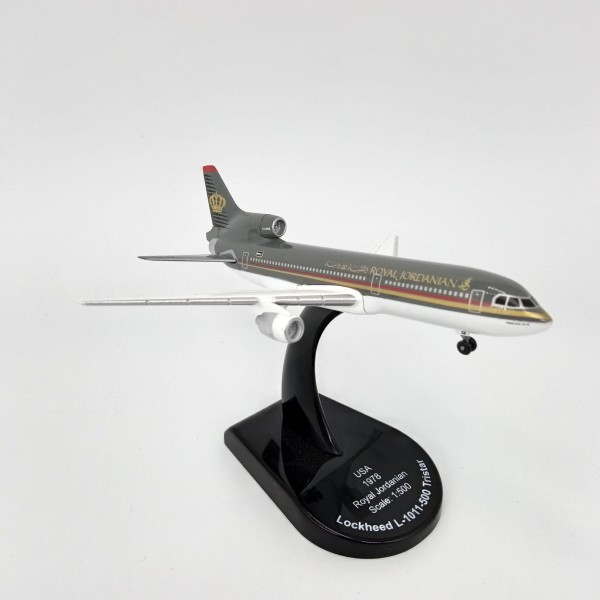 Locheed L-1011-500 Tristar Royal Jordanian 1:500