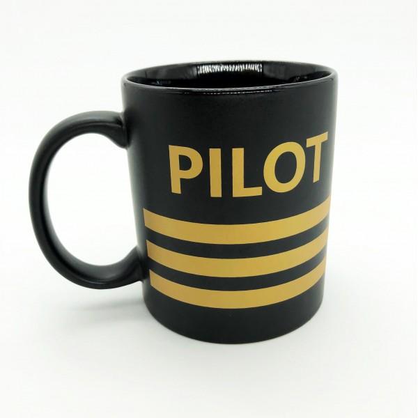 Cup co-pilot Black