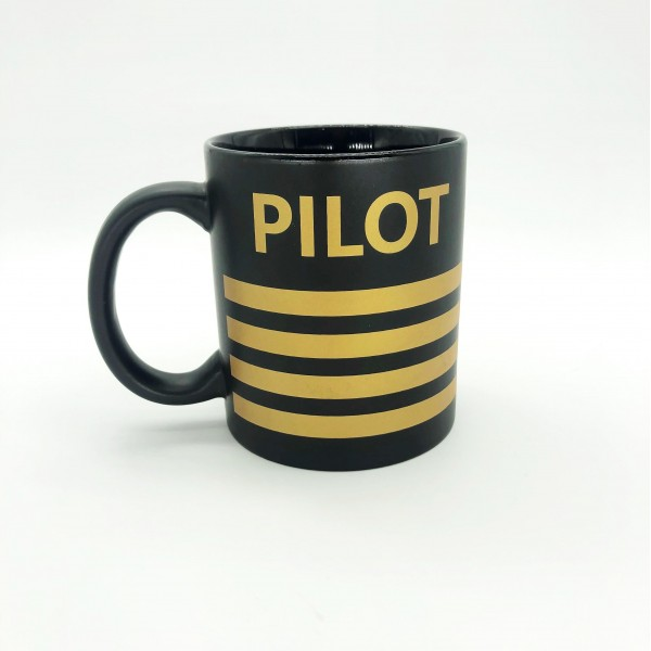 Cup First pilot Black