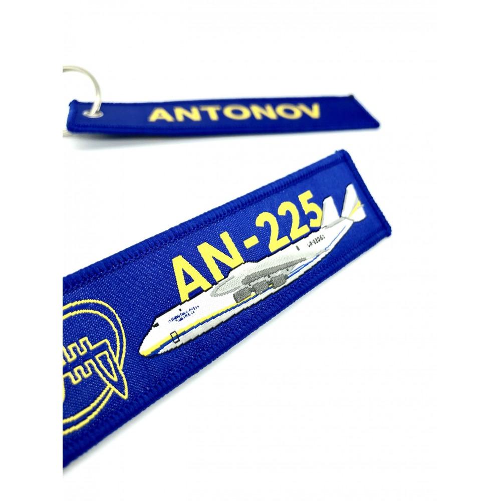 Keychain Antonov An-225 Mriya