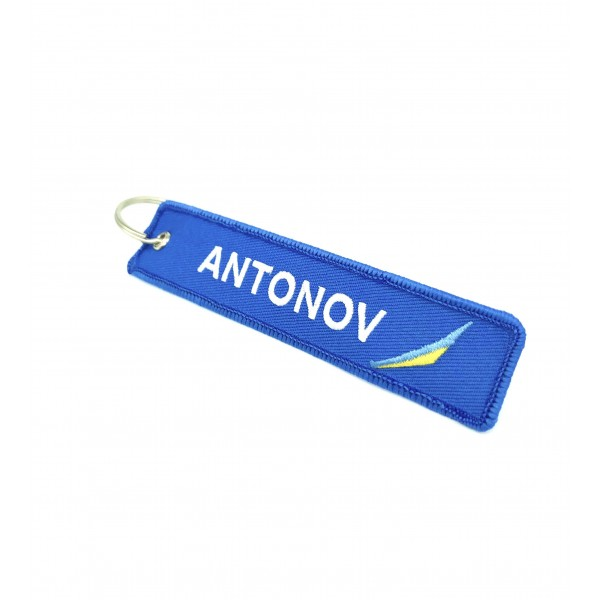 Keychain Antonov Blue