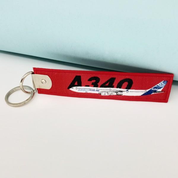 Keychain Airbus A340