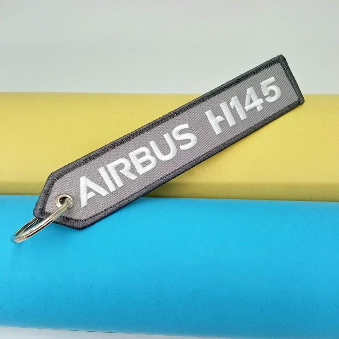 Keychain Airbus H145 Gray