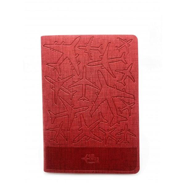Notebook AIR HUB Red