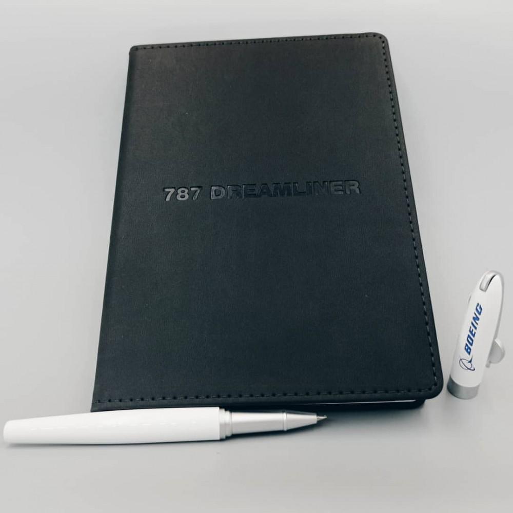 Notebook Boeing Ultra Black