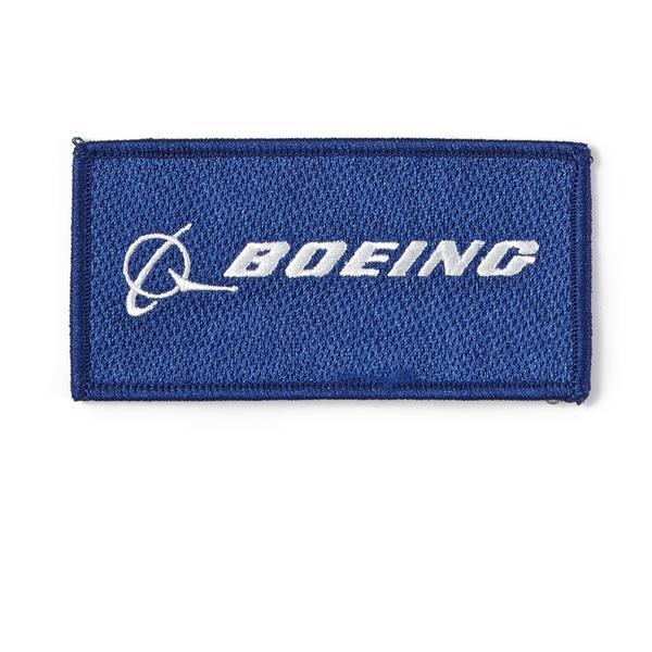 Patch Boeing Embroidered Logo