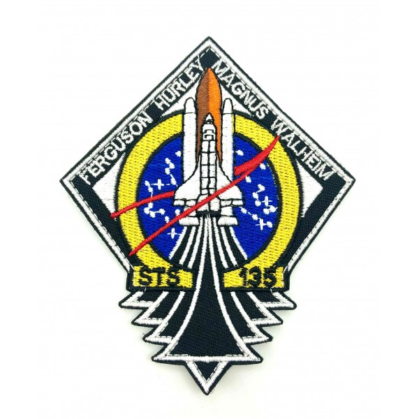 Patch STS-135