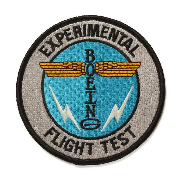 Patch Boeing Test Flight