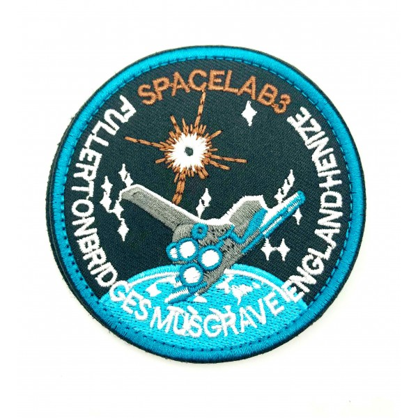 Patch Space Lab 3