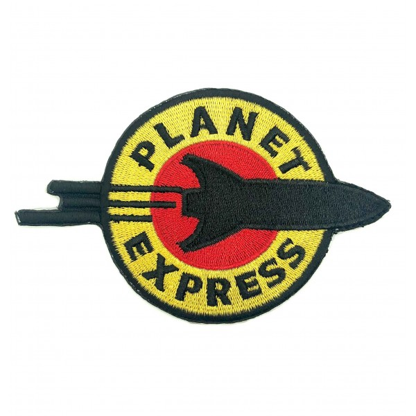 Patch Planet Express