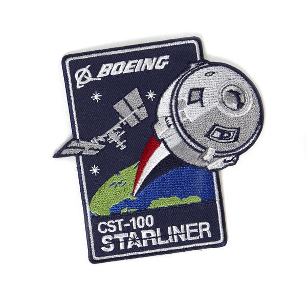 Patch Embroidered CST-100 Starliner