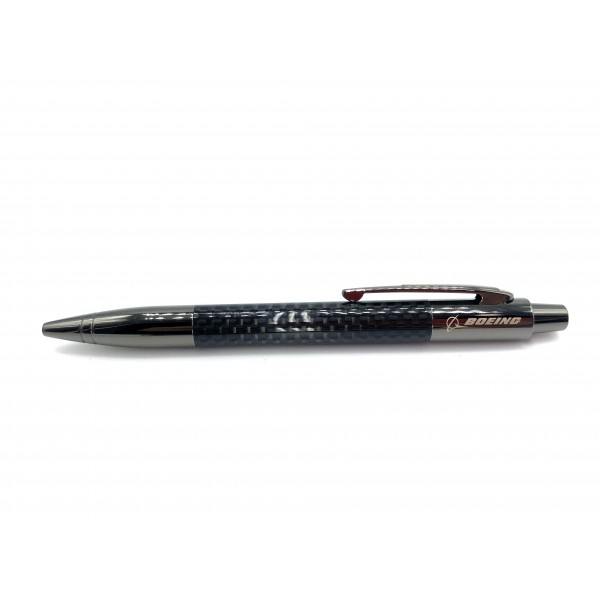 Set Boeing Pen and Pencil Carbon Fiber