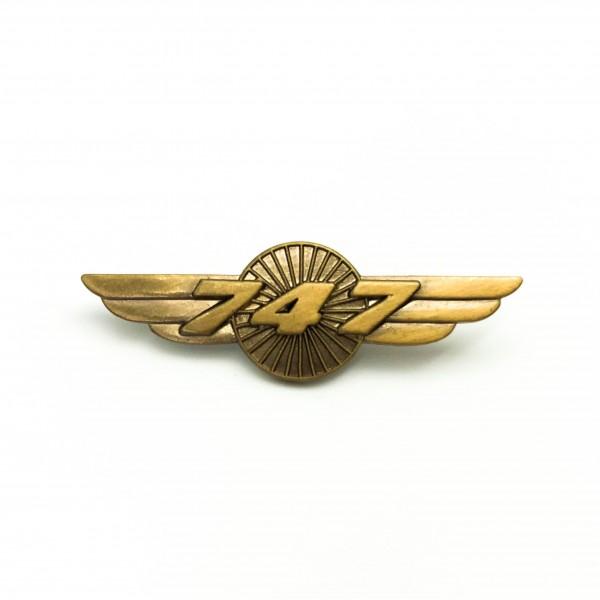 Pin Boeing 747