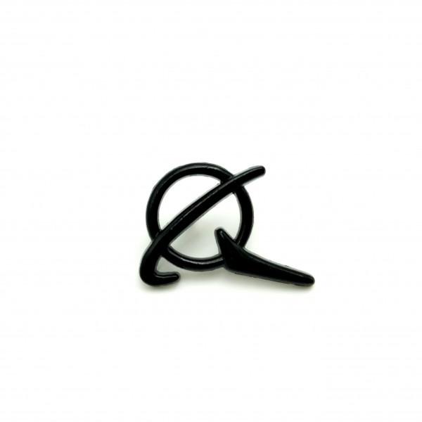 Pin Logo Boeing Black