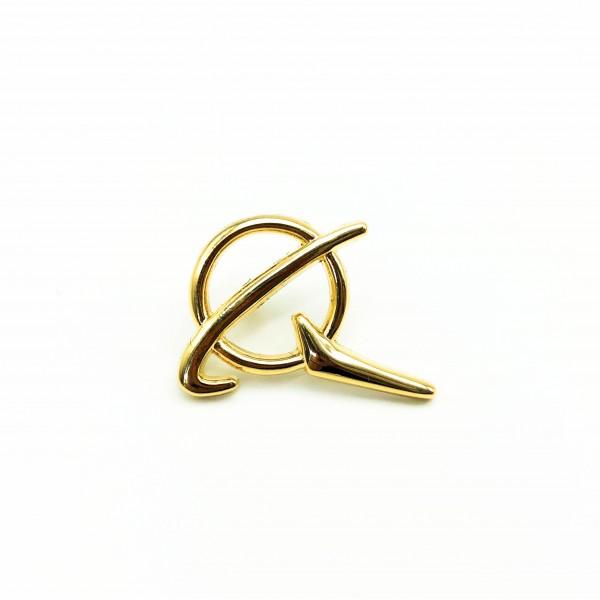 Pin Logo Boeing Golden