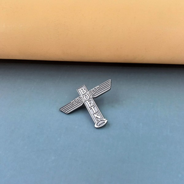 Pin Boeing Totem