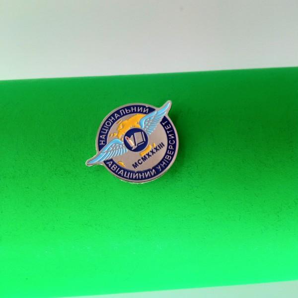 Pin NAU Logo