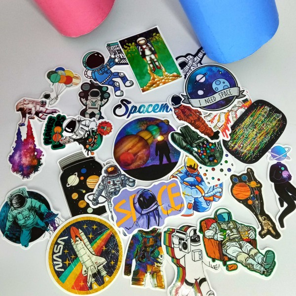 """Sticker Pack """"Planet Loops"""""""
