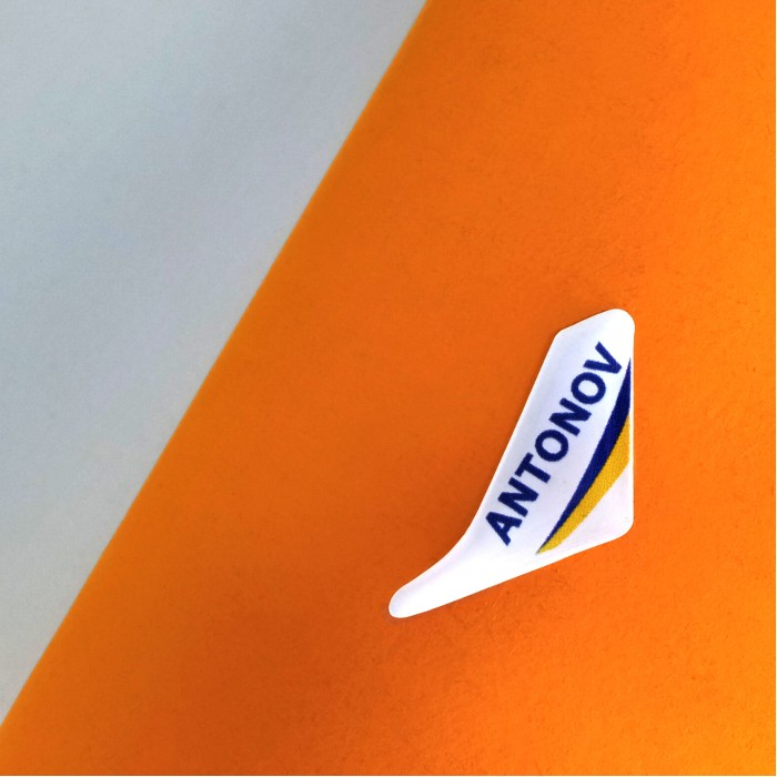 Sticker Keel Antonov