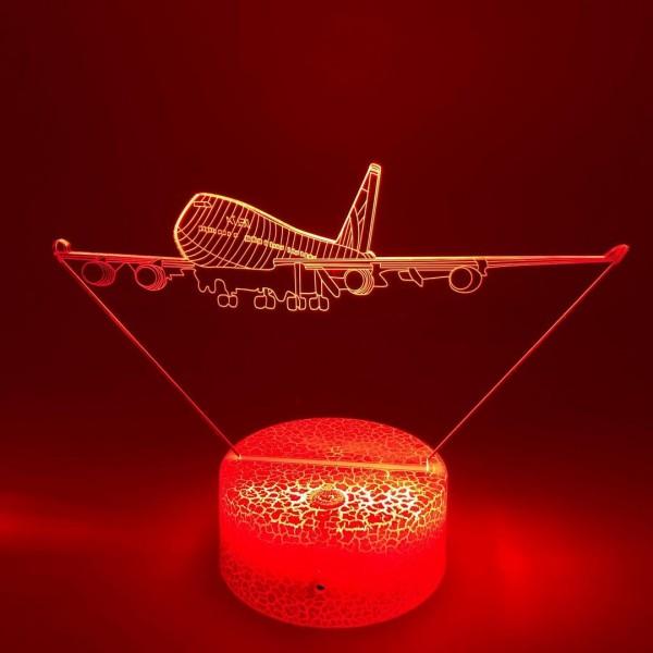 3D Nightlight Delta