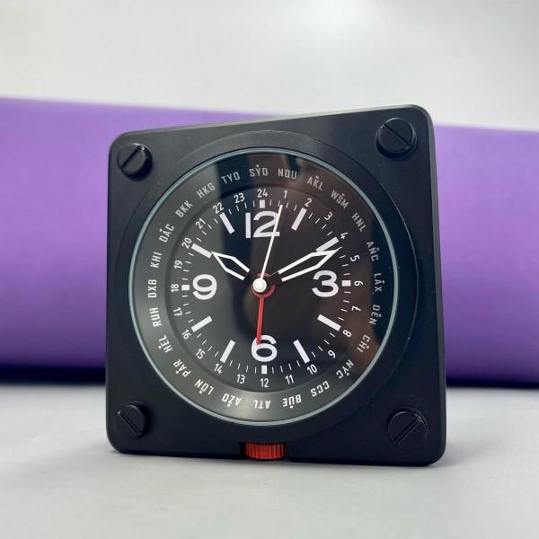 Clock Boeing Pilot World Time