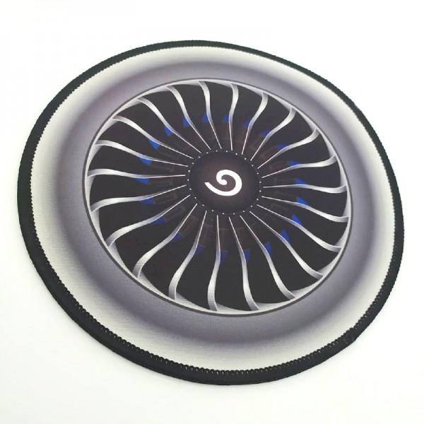 Mouse Pad Turbine