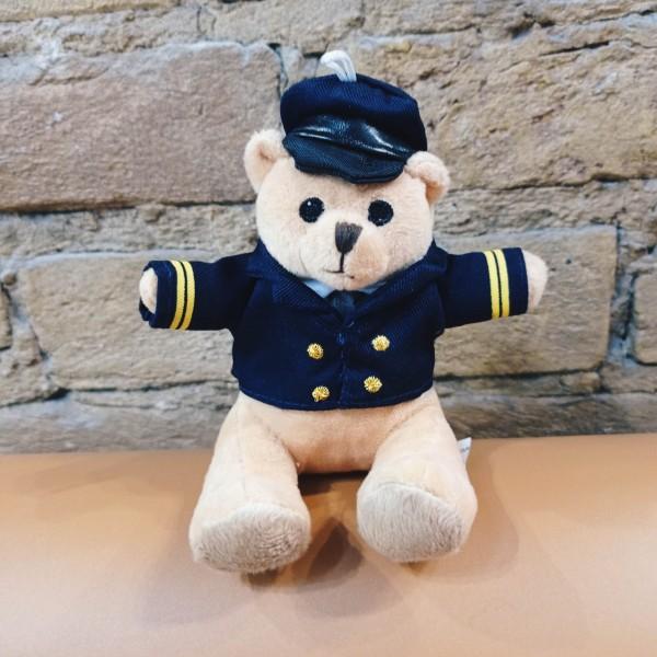 Keychain Bear Pilot