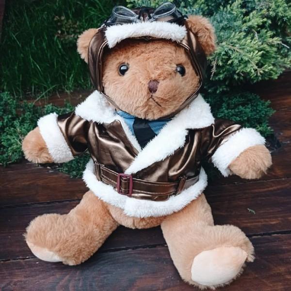 Toy Bear Aviator