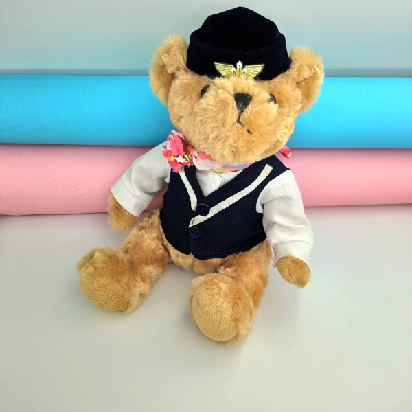 Toy Bear Stewardess